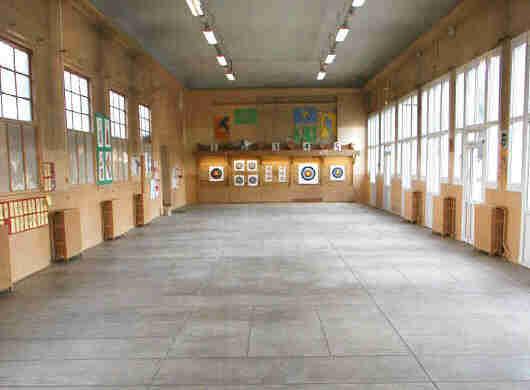 La salle de l'école Buisson